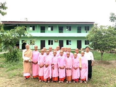 ミャンマーで日本語を教えようプロジェクト