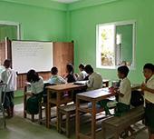 ミャンマー プロジェクト11校目