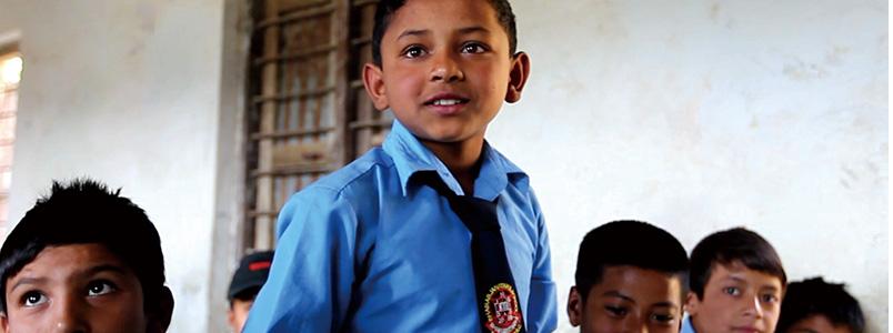 世界に学校を建てようプロジェクト